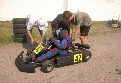 Автомобильный спорт!